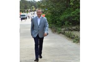 Metų meru išrinktas Šarūnas Vaitkus