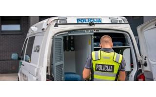 Palangoje pareigūnams įkliuvo girtas kaip pėdas BMW vairuotojas
