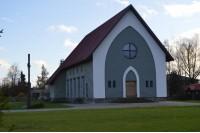 Netoliese stūkso bažnyčia, kuriai dovanų negailėjo ir palangiškiai