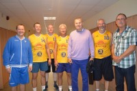 Šventosios ir Darbėnų bendruomenių draugystė prasidėjo krepšinio aikštelėje
