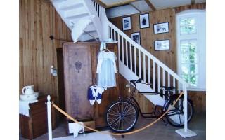 Palangos svečiams kasdien sekama gyvoji Birutės parko istorija