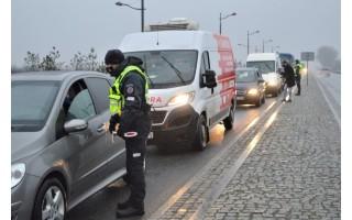 Palanga nesnaudė ir apsitvėrė – įvažiavimas į kurortą apribotas jau trečiadienį