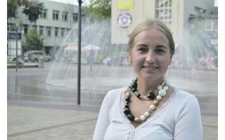 """Veronika Skeberdytė: """"Nepriklausomoje Lietuvoje užaugo nepriklausomybės karta, kuriai reikalingi ir jauni atstovai Seime"""" (VISAS STRAIPSNIS)"""