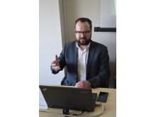 PJDC vedėjas Paulius Martinkėnas