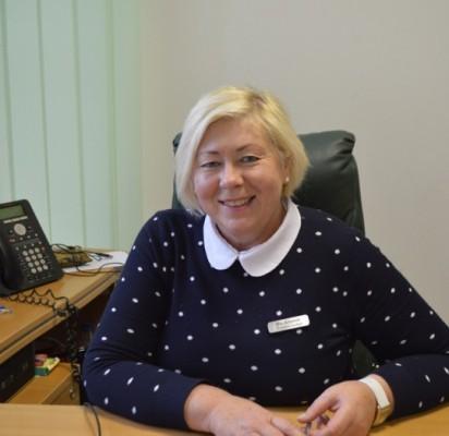 Klaipėdos teritorinės darbo biržos Palangos skyriaus vedėja Rita Kivytaitė.
