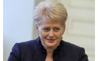 Stintų šventėje Lietuvos Prezidentės nepamatysime