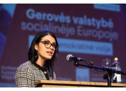Ar svils kurorto socialdemokratų lyderės Svetlanos Grigorian padai pavasarį?