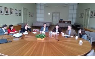Palangiškiai nori bendradarbiauti su latviais