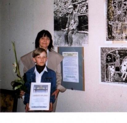 """Lendrūna Moncevičienė: """"Vaikų paveikslai – jie nuostabūs"""""""
