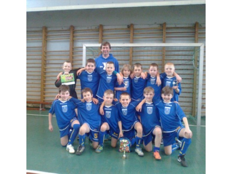 Jaunieji Palangos futbolininkai. / Palangos SC nuotr.