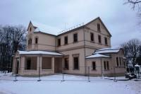 Teismas spręs, ar leisti pratęsti Kurhauzo atstatymo darbus