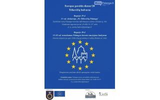 Palangoje vyks Europos paveldo dienos renginiai