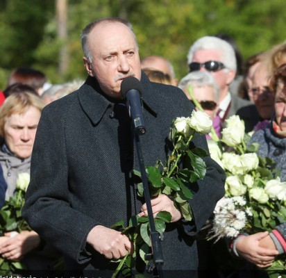 Dievas balso sodrumą Stasiui Povilaičiui išlaikė iki pat paskutinio jo atodūsio