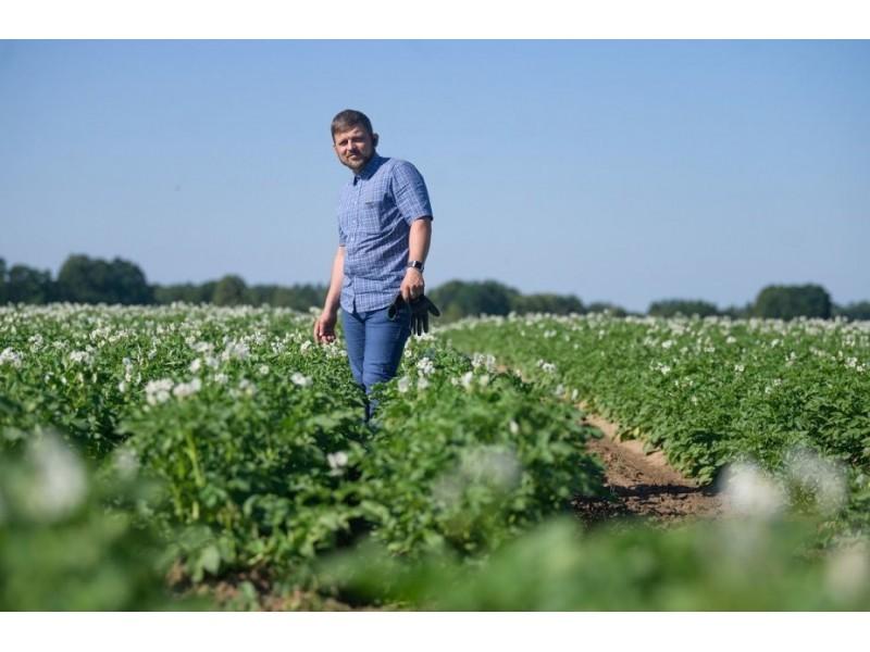 """Martynas Laukaitis, žemės ūkio kooperatyvo """"Suvalkijos daržovės"""" direktorius, ne kartą įsitikino: naudotis programos parama tikrai verta"""
