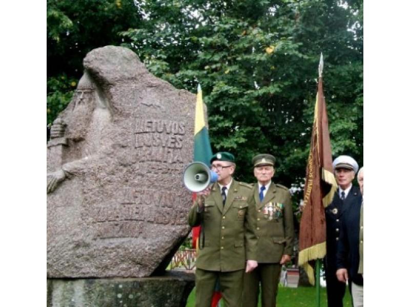 Paminėjo Lietuvos laisvės armijos jubiliejų