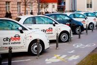 """""""CityBee"""" automobiliukų nuoma Palangoje savivaldybę ne itin sužavėjo"""