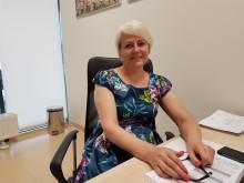 Vadybininkė Ingryda Gagilaitė