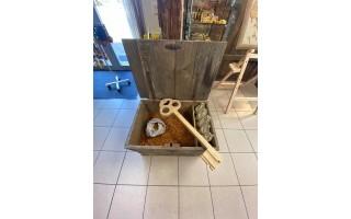Tradicinių amatų centras-galerija bei gintaro apdirbimo dirbtuvės Palangoje jau laukia lankytojų