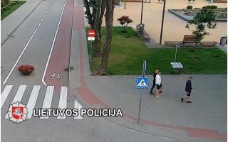 Palangos policija prašo pagalbos: ar atpažįstate asmenis nuotraukoje ar video?