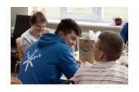 """""""Kuršiai"""" lankėsi Palangos miesto Socialinių Paslaugų Centre"""