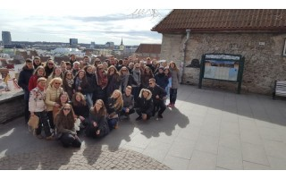 Palangos senosios gimnazijos gimnazistų išvyka į Taliną ir Tartu