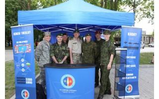 NATO Pajėgų Integravimo Vienetas Lietuvoje lankysis Palangoje