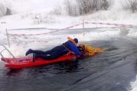 Ugniagesiai gelbėtojai: būkite atsargūs ant pirmojo ledo