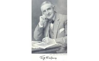 Palanga išrinko skulptūros diplomatui Simpsonui idėjos konkurso nugalėtojus