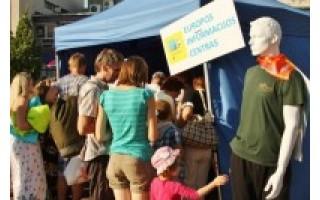 Savaitgalis Palangoje – Europos Sąjungos piliečių teisėms