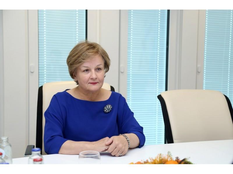 Europos Parlamento narė Laima Andrikienė