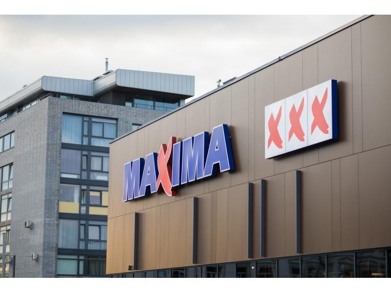 """Karantino metu """"Maxima"""" Plytų gatvėje dirbs nuo 8.00 iki 22.00 val."""