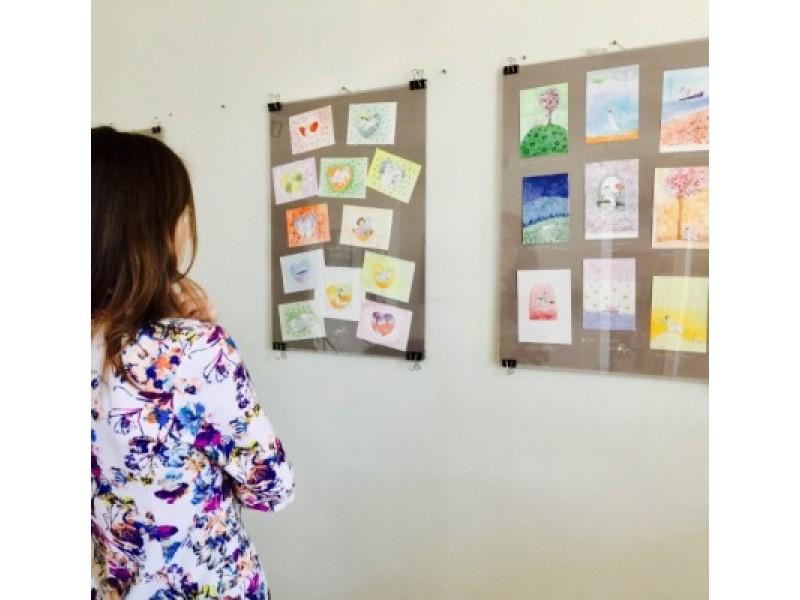 Bibliotekoje – Sigutės Ach darbų paroda