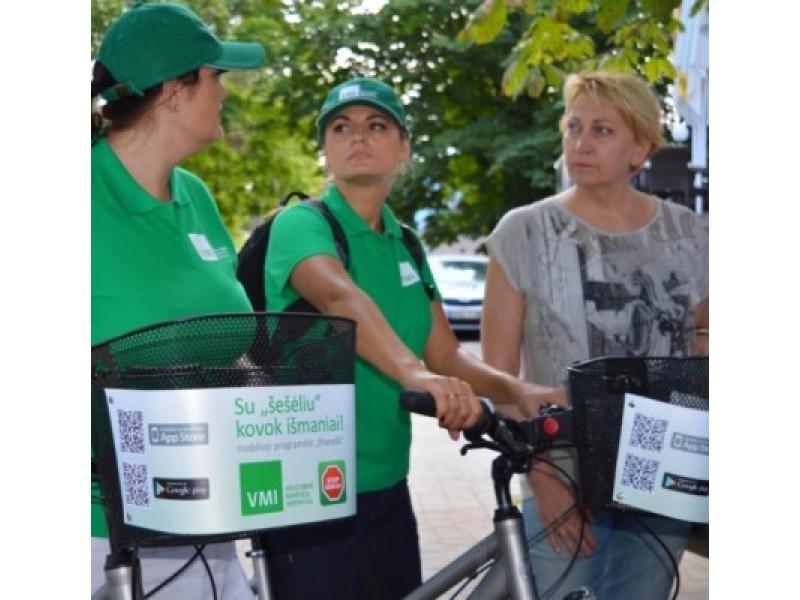 Finansų ministrė Rasa Budbergytė lankėsi Palangoje