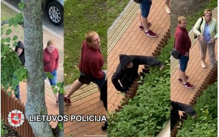 Policija prašo pagalbos: ar atpažįstate šiuos asmenis nuotraukoje?