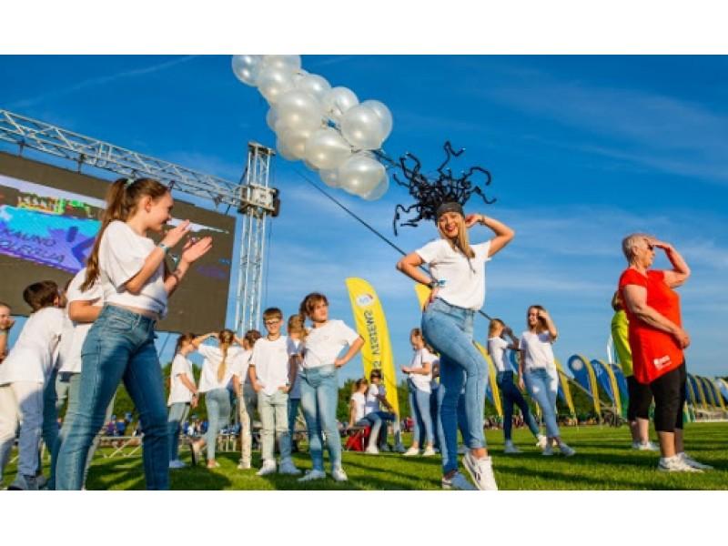 """Festivalis """"Sportas visiems"""" šiemet Palangoje vyks rugsėjo 18-20 dienomis"""