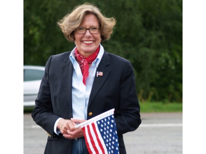 JAV ambasadorė Anne Ellizabeth Derse.