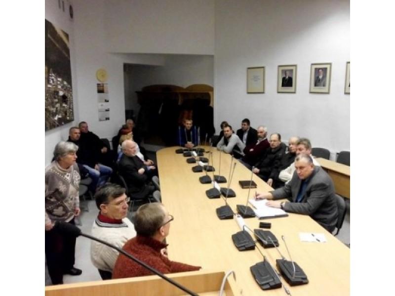E. Židanavičius pirmasis iš Tarybos narių viešai atsiskaitė palangiškiams