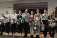 """Palangiškių sėkmė šiuolaikinių šokių konkurse """"Iš oro 2013"""""""