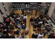 """Pirmadienį kultūros centre """"Ramybė"""" prasideda tarptautinis fotografų seminaras."""