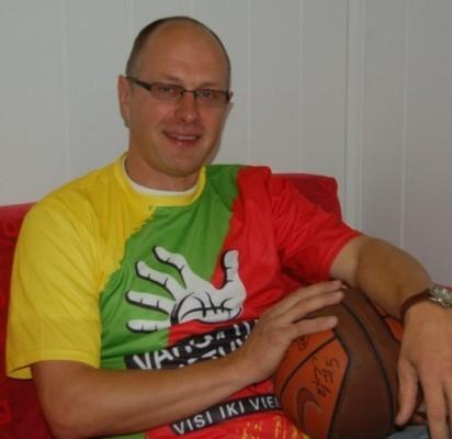 """Palangos treneriui fanatikui už Europos krepšinio čempionatą svarbiau - """"Naglio"""" reikalai"""