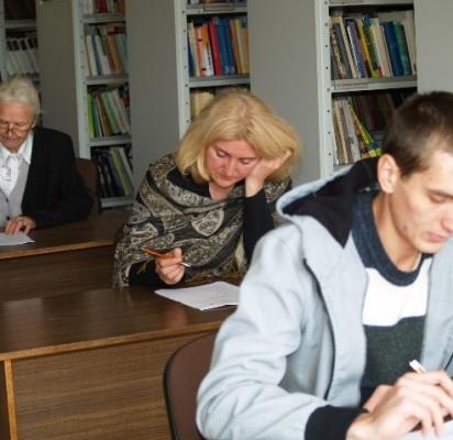 Šiemet, kaip ir 2009-iaisias, į Konstitucijos egzaminą atėjo trys palangiškiai.