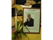 Į nebūtį išėjusio Giedriaus sielą Tarybos posėdyje šildė žvakelė...
