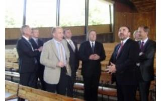Vasaros estrados rekonstrukcijos pradžiai Vyriausybė Palangai skyrė 2 milijonus litų