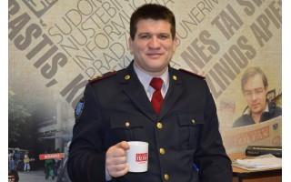 Vidmantas Jarulis- Palangos PGT viršininkas