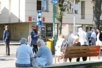 Į Palangą nuo šiandien grįžta autobusų stotelės