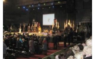 Politiniai kaliniai ir tremtiniai minėjo sąjungos jubiliejų