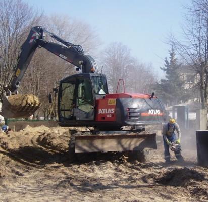 Jūratės gatvės rekonstrukcijai atiteko dar 1 mln. litų.
