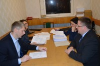 TS-LKD Palangos skyrius pirmasis įteikė rinkimų dokumentus