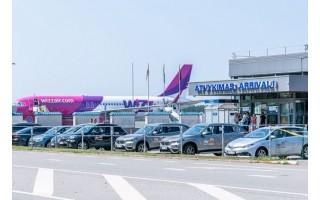 Palangos oro uoste keleivių mažėjimas – menkiausias