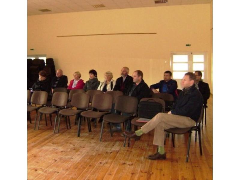 Apsispręsti dėl Šventosios kultūros centro likimo – tik išgirdus vietos bendruomenės nuomonę